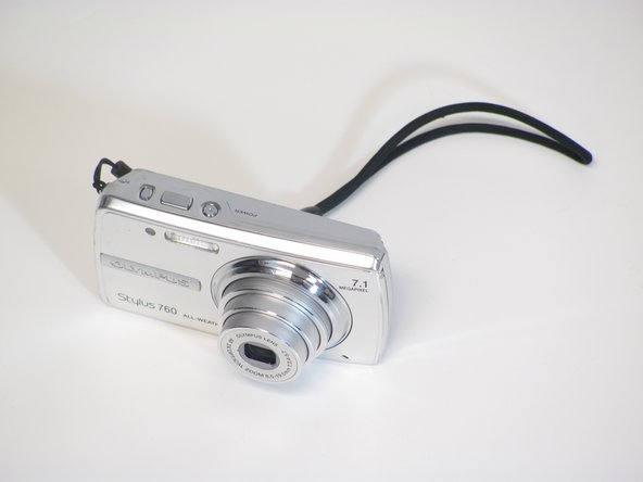 Olympus Stylus 760 Case Replacement