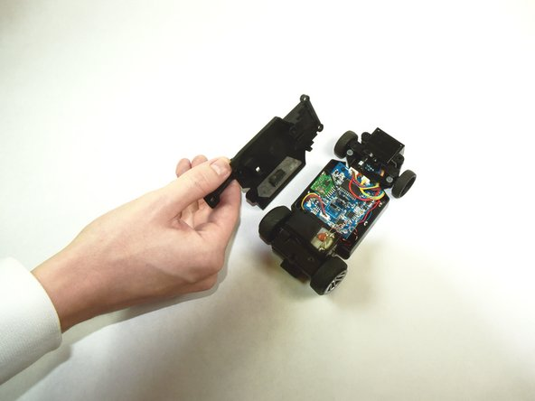 Remove the back-cover off and make sure there are no rust or disconnected wires.