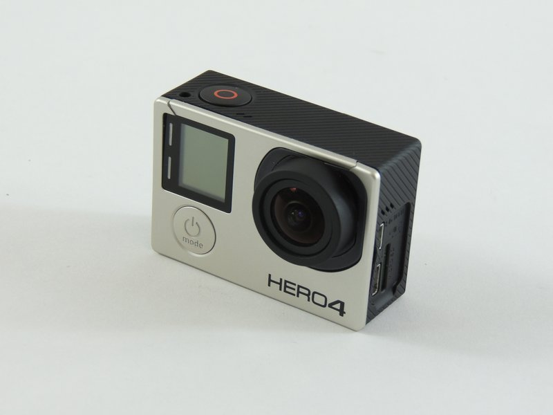 gopro hero4 black repair ifixit rh ifixit com GoPro Hero 3 White Balance Setting GoPro Hero 3 Accessories