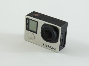 GoPro Hero4 Black Reparatur