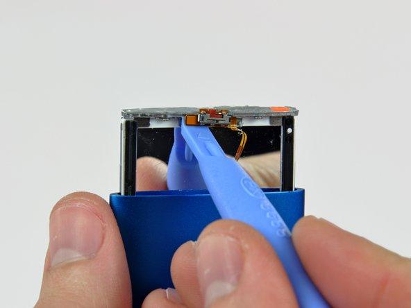 Remplacement de l'écran de l'iPod Nano 4ème génération