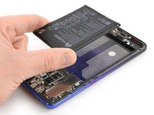 Reemplazo de la batería del Huawei Mate 20