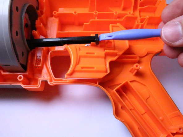 Nerf Dart Tag Furyfire Trigger Replacement