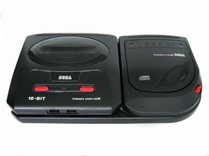 Sega CD Model 2 Repair