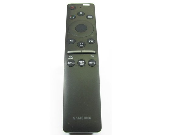 Samsung QLED TV Smart Remote with Voice Command via Samsung's Bixby, and WiFi Direct
