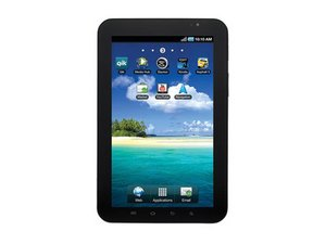 Samsung Galaxy Tab 7.0 Verizon (I800)