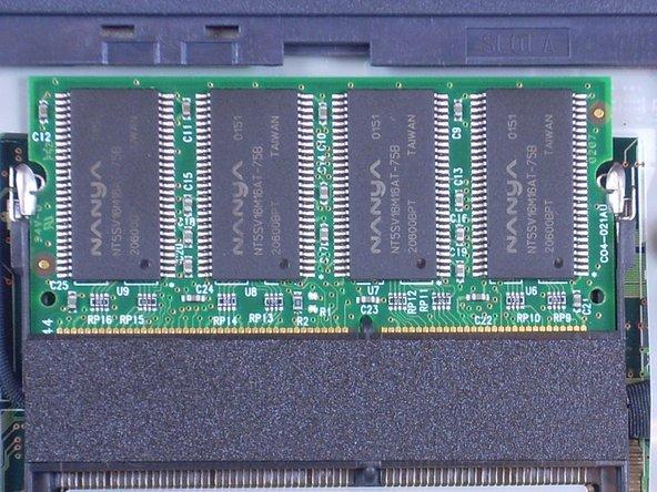 toshiba satellite ram upgrade instructions