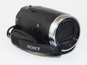 Sony Handycam HDR-CX675 Repair
