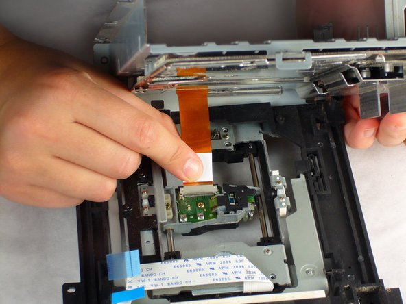 PlayStation 2 Disc Drive Replacement