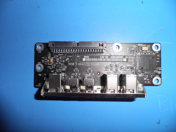 Front Panel Board