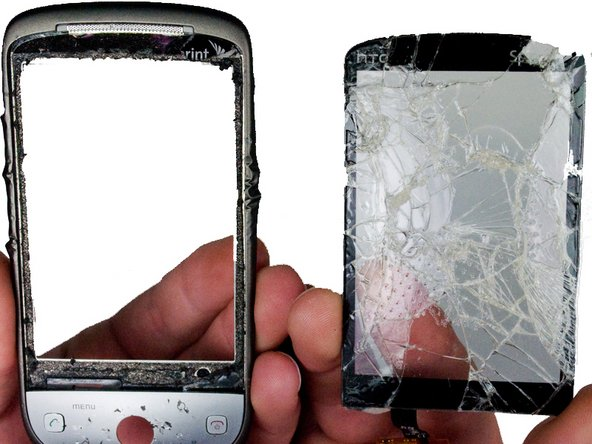 HTC Hero Touch Screen Digitizer Replacement