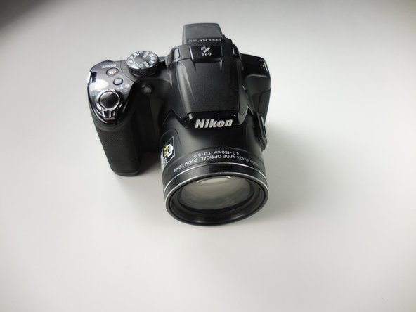 nikon coolpix p510 troubleshooting ifixit. Black Bedroom Furniture Sets. Home Design Ideas