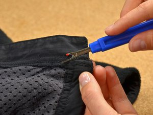 How to Rip a Seam