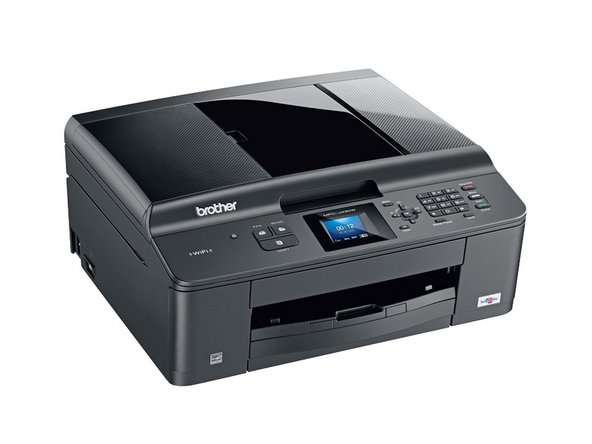 Brother MFC-J430w Basic User s Manual