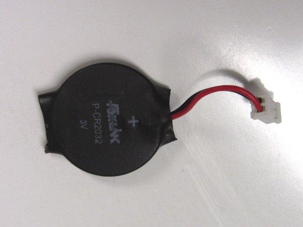 Remplacement de la batterie de l'horloge interne du PlayStation 2 Slimline