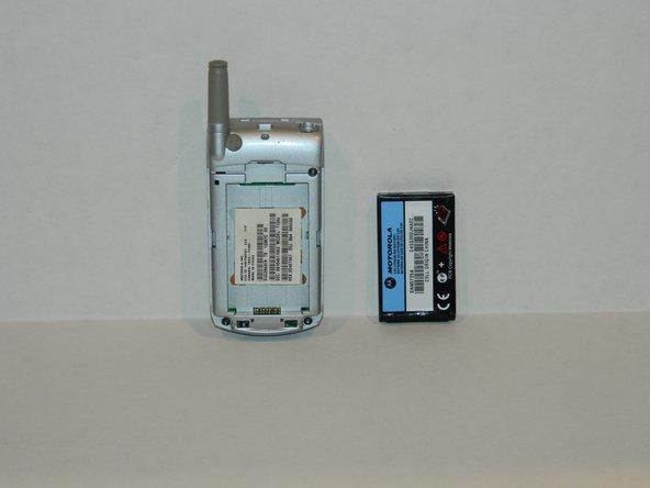 Motorola T720c Battery replacement