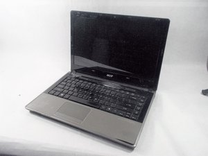 Acer Aspire TimelineX 4820T-6645 Repair