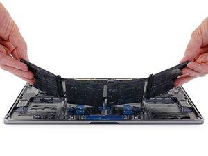 MacBook Pro (16 Zoll, 2019) Akku tauschen