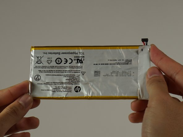 HP Stream 7 Battery Replacement