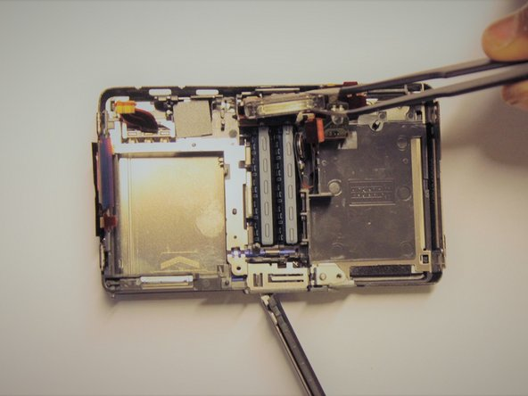 Sony Cyber-Shot DSC-TX9 Flash Replacement