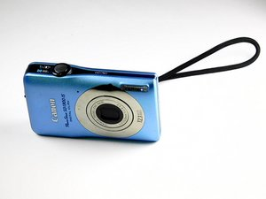 Canon PowerShot SD1300 IS Repair