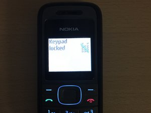 Nokia 1208 Mobile Phone Repair