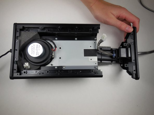 The power housing will come out as a whole unit with the subwoofer air tunnel.