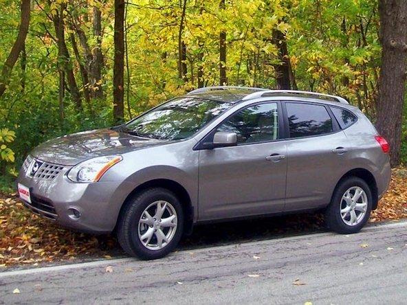 2007 Nissan Murano >> 2007-2013 Nissan Rogue Repair (2007, 2008, 2009, 2010 ...