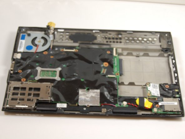Lenovo Thinkpad x230 Motherboard Replacement