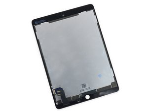 iPad Air 2 Wi-Fi Display Assembly Replacement