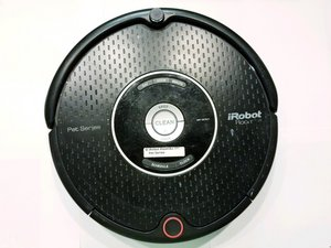 iRobot Roomba 595 Pet Series Repair