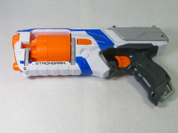 Blasterparts - Nerf N-Strike Elite Strongarm Double Your Darts Value Pack -  Foam-Guns and Accessories