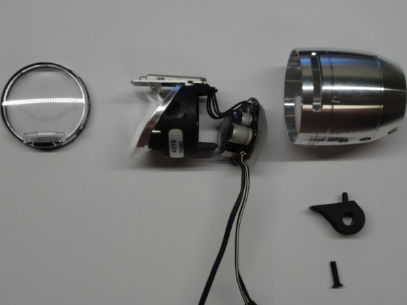 BUMM IQ-XS Bike Front Light Busch & Müller Teardown