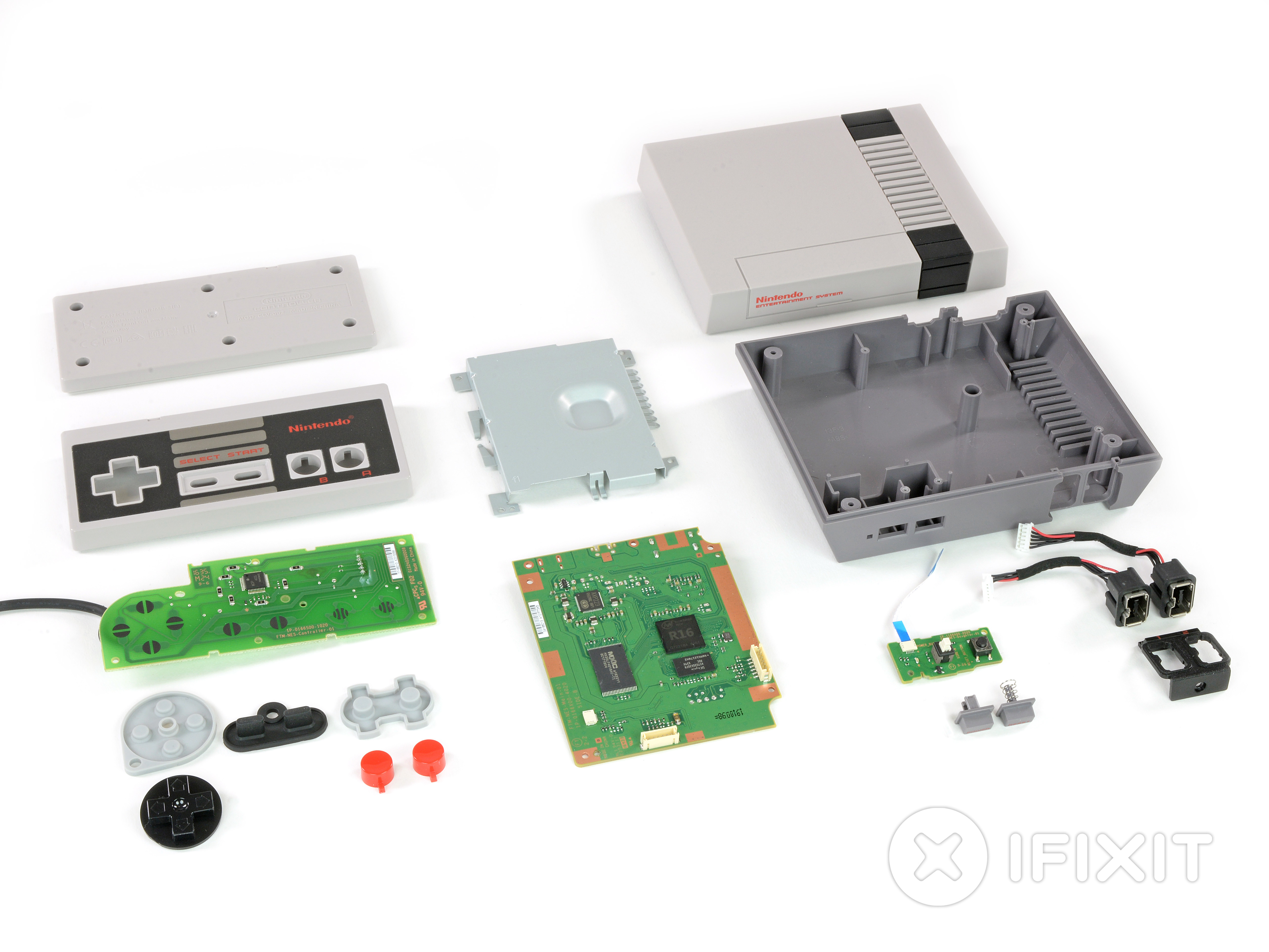 Nintendo Classic Mini Nes Teardown Ifixit Free Download Electronic Workbench 512 Full Version