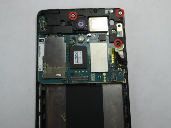 Image 1/3: Lift the plastic cover off.