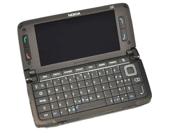Handleiding  Nokia E90
