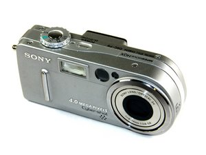 Sony Cyber-shot DSC-P9 Repair