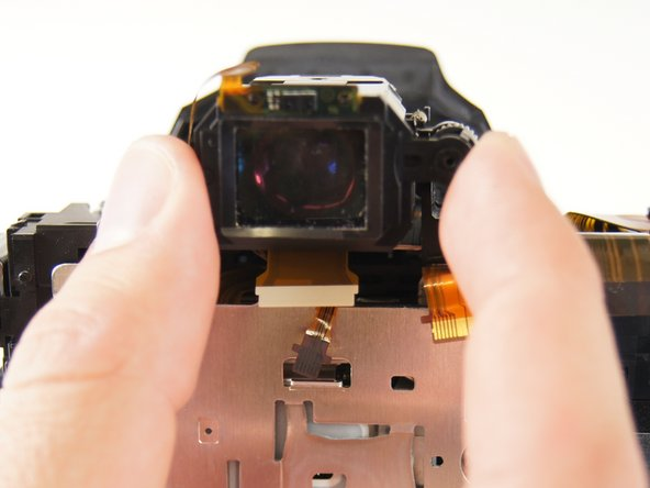 Sony SLT Alpha-65V Viewfinder Replacement