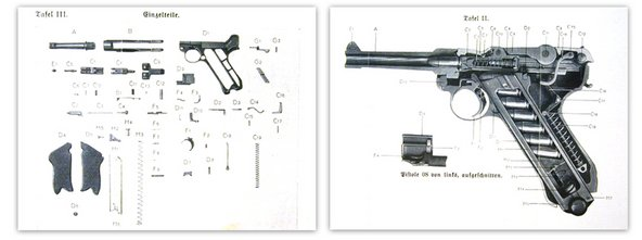 Gun repair instruction manuals