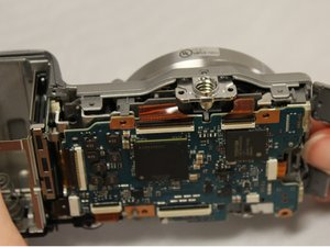 Sony Alpha NEX-5N Motherboard Replacement