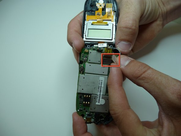 Motorola V180 Motherboard Replacement