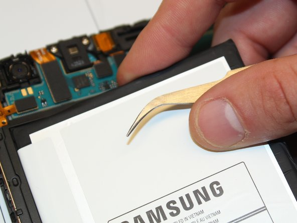 Samsung Galaxy Tab 3 8.0 Battery Replacement