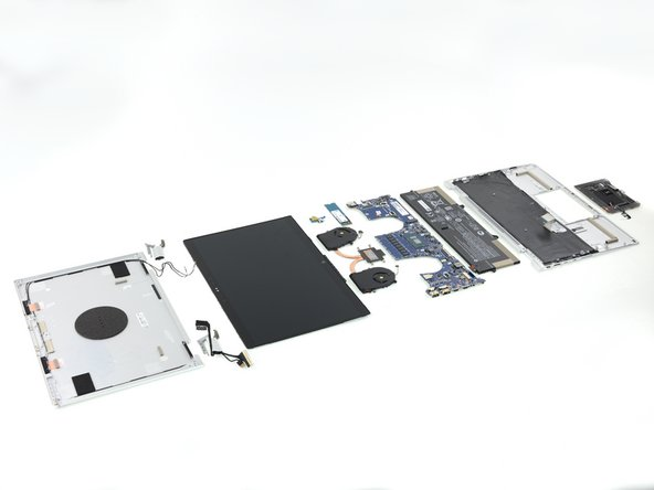 HP EliteBook x360 1040 G5 Repairability Assessment