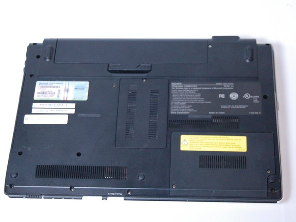 Sony Vaio PCG-61112L Speakers Replacement