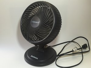 Holmes Blizzard Fan Repair
