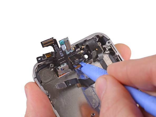 iPhone 4S Power and Sensor Cable Assembly Replacement