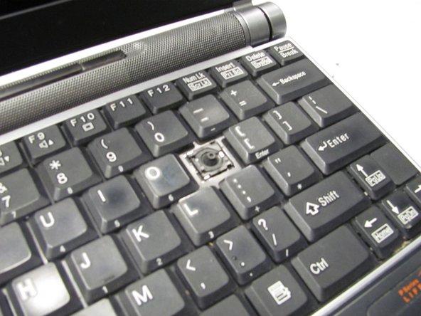 Remplacement d'une touche individuelle du clavier du Fujitsu LIFEBOOKP7010D