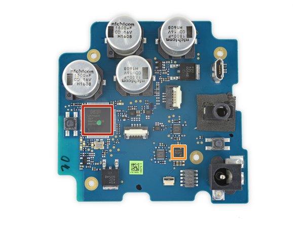 Image 1/2: NXP Semiconductors [http://www.nxp.com/documents/data_sheet/LPC11U3X.pdf|11U37F|new_window=true] ARM Cortex-M0 Microcontroller