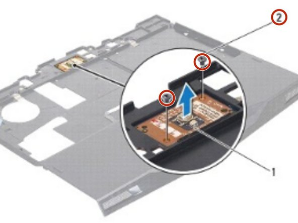 Alienware M11x Power-Button Board Replacement