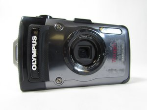 Olympus Tough TG-1 Troubleshooting